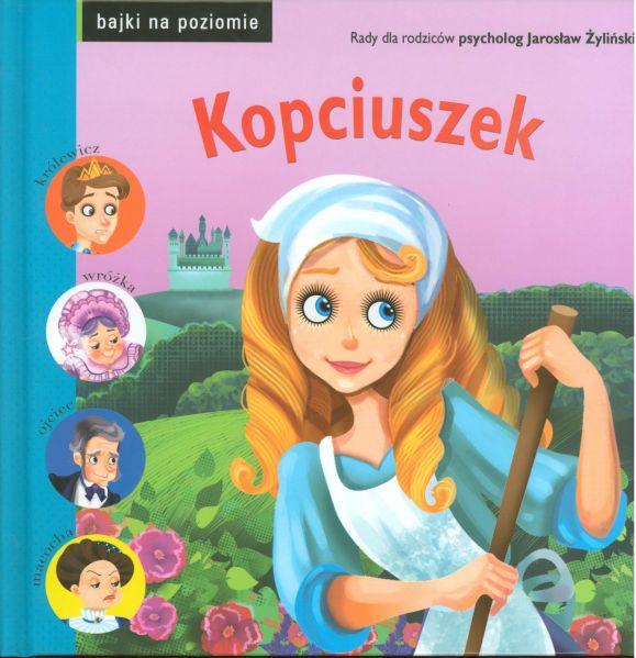 Stankiewicz Kamila (il.) - Kopciuszek