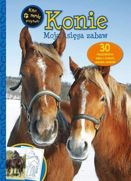 Sal Emma - Konie Moja księga zabaw