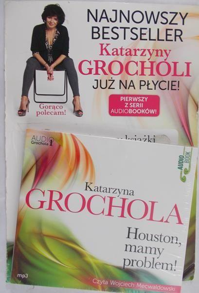 Grochola Katarzyna - Houston mamy problem!, audiobook