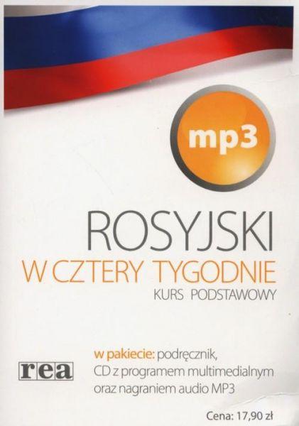 Łukasik Inna - Rosyjski w cztery tygodnie Kurs podstawowy mp3