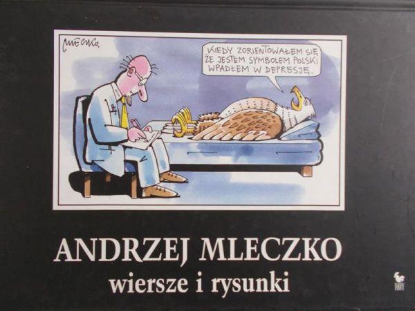 Mleczko Andrzej -  Wiersze i rysunki