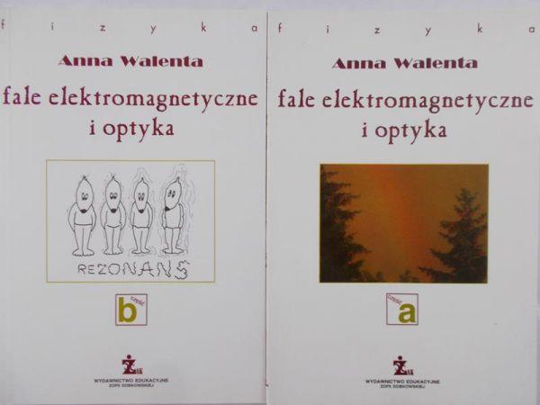 Walenta Anna - Fale elektromagnetyczne i optyka, cz. A i B