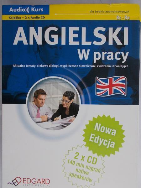 Angielski w Pracy + Płyta CD