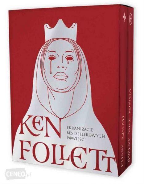 Follett Ken - Świat bez końca / Filary ziemi. DVD
