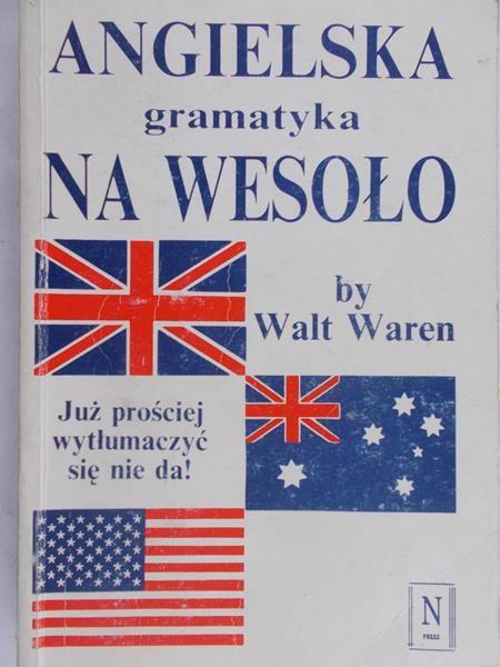 Waren Walt - Angielska gramatyka na wesoło