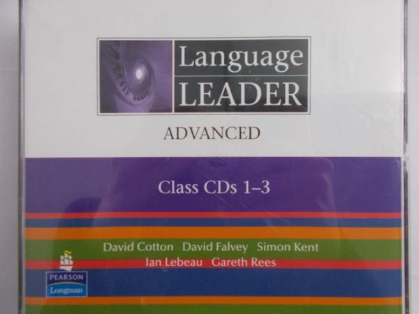 Language Leader Advanced Class CDs 1-3