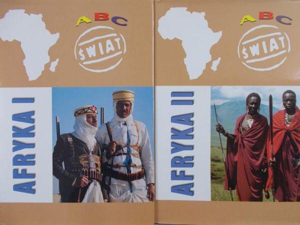 Maik Wiesław (red.) - Afryka Tom I-II. ABC Świat