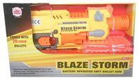 Karabin Blaze storm na baterie ze strzałkami