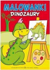 Malowanki: Dinozaury