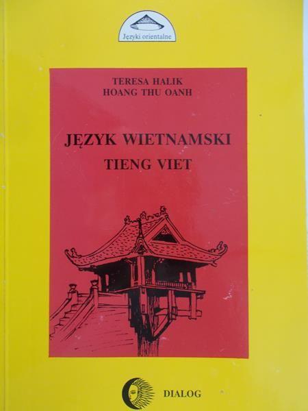 Halik Teresa - Język wietnamski. Tieng Viet