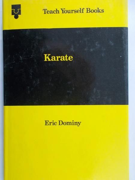 Dominy Eric - Teach Yourself Karate