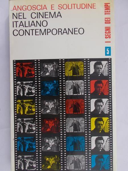 May Renato - Angoscia E SolitudineNel Cinema Italiano Contemporaneo