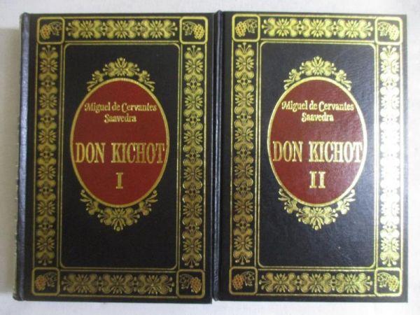 De Cervantes Saavedra Miguel - Don Kichot, T. I - II