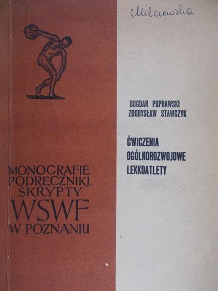Stawczyk Zdobysław  - Ćwiczenia ogólnorozwojowe