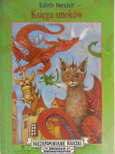 Nesbit Edith - Księga smoków