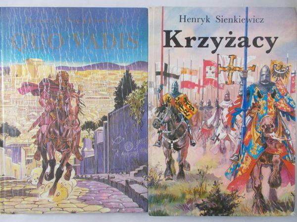 Sienkiewicz Henryk - Quo Vadis/Krzyżacy