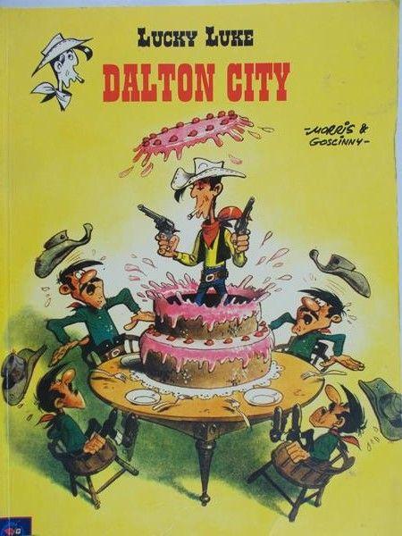 Goscinny - Lucky Luke: Dalton city