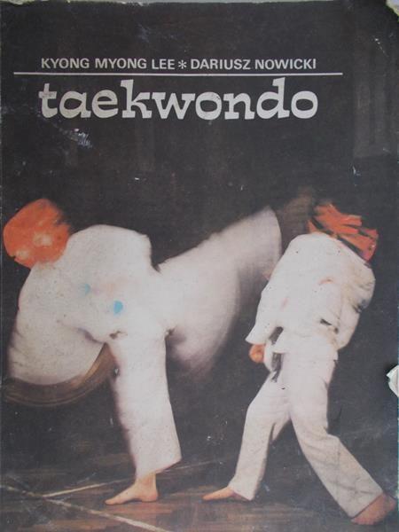 Lee Kyong Myong - Taekwondo