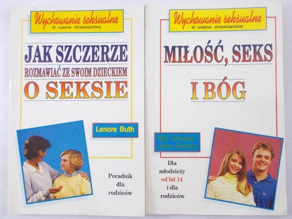 Wychowanie seksualne w rodzinie chrześcijańskiej (zastaw 2 książek)