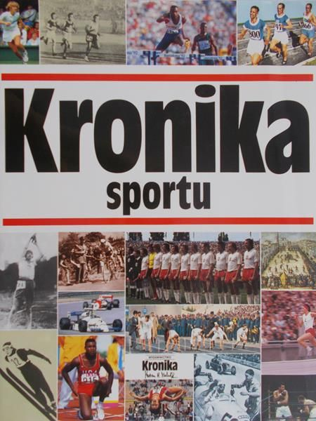 Michalik Marian (opr.) - Kronika sportu