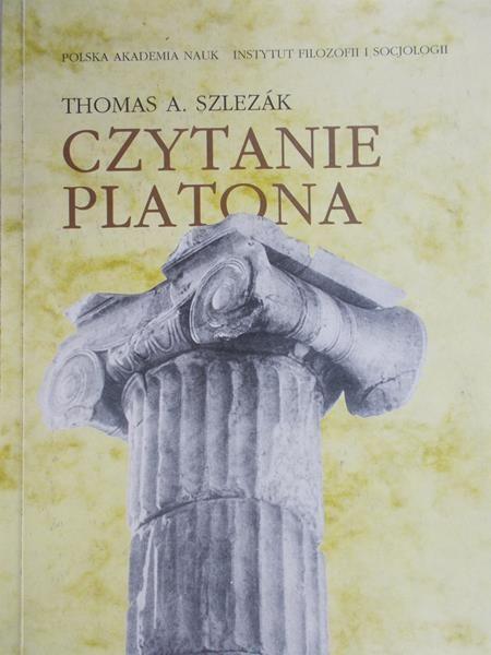 Szlezak Thomas A. - Czytanie Platona