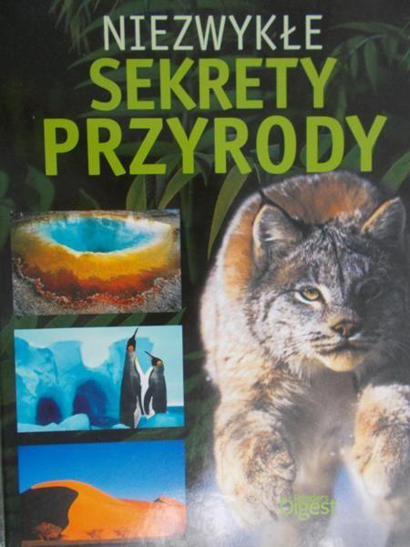 Fronczak Jacek (red.) - Niezwykłe sekrety przyrody