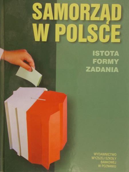 Wykrętowicz Stanisław (red.) - Samorząd w Polsce