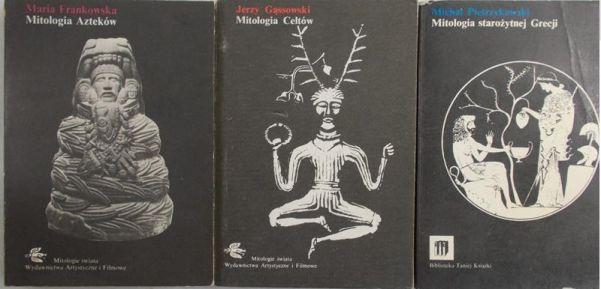 Pietrzykowski  / Frankowska / Gąssowski   - Mitologia starożytnej Grecji / Mitologia Azteków / Mitologia Celtów