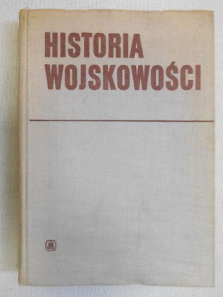 Ratajczyk Leonard - Historia wojskowości