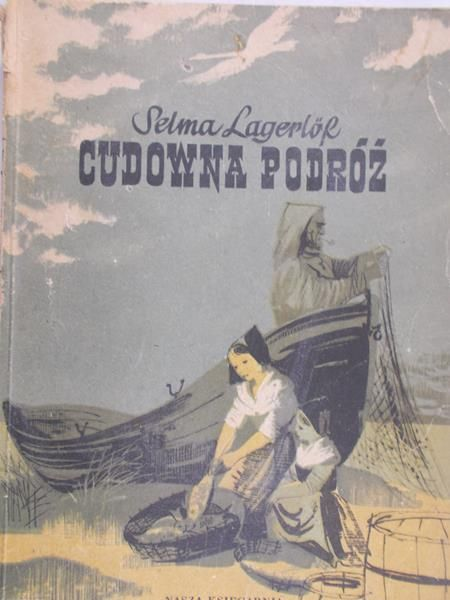 Lagerlof Selma - Cudowna podróż