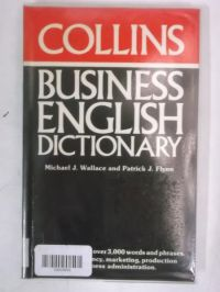 Wallace Michael J. - Collins Business English Dictionary
