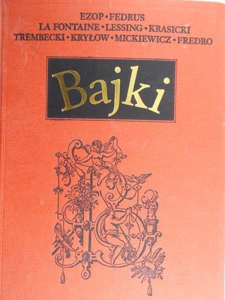 Łossowska Irena (opr.) - Bajki