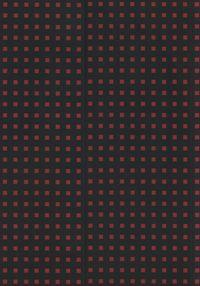 Zeszyt B5 Paper-oh Quadro w linie 56 kartek  Black on Red, Nowa