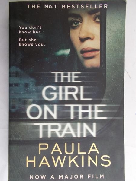 Hawkins Paula - The Girl on the Train