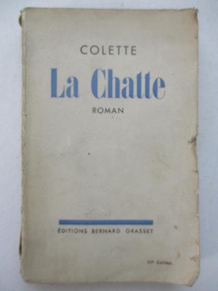 Sidonie-Gabrielle Colette - La Chatte, 1933 r.