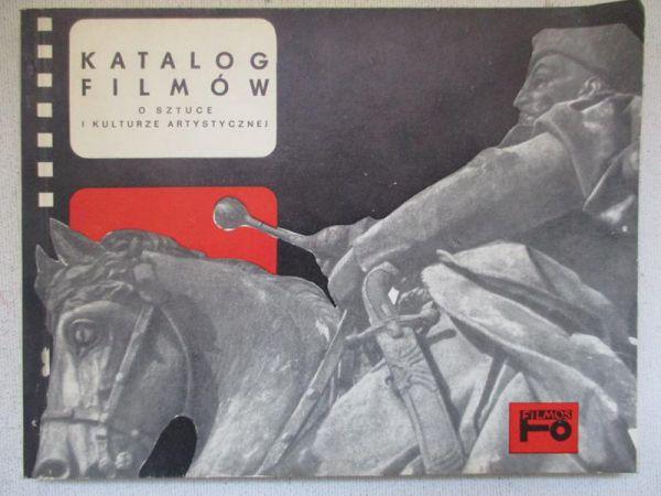 Katalog filmów o sztuce i kulturze artystycznej
