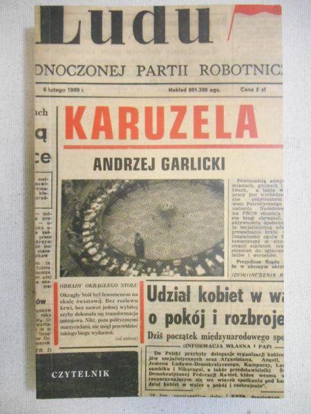 Garlicki Andrzej - Karuzela