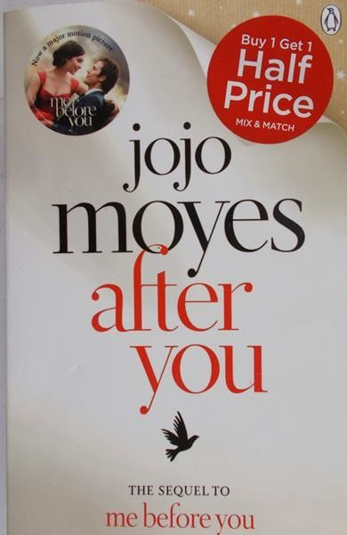 Moyes Jojo - After you