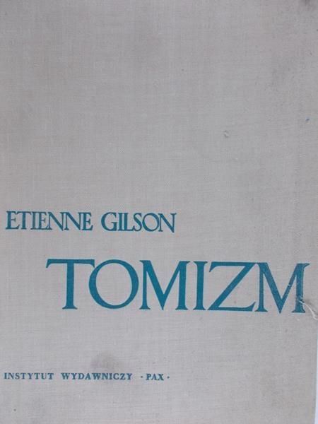 Gilson Etienne - Tomizm