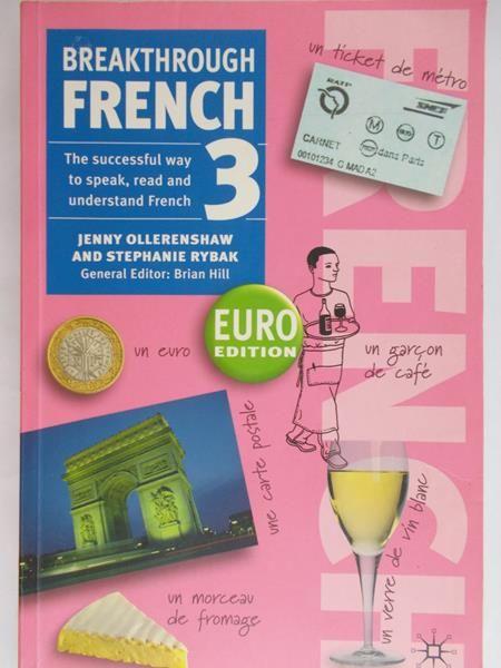 Rybak Stephanie - Breakthrough french 3