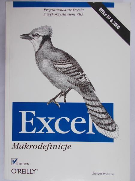 Roman Steven - Excel. Makrodefinicje