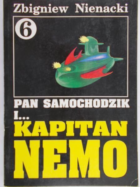 Nienacki Zbigniew - Pan Samochodzik i kapitan Nemo