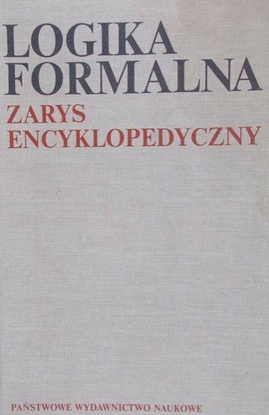 Marciszewski Witold (red.) - Logika formalna