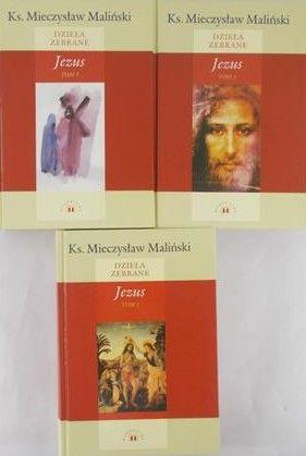 Maliński Mieczysław - Zestaw 3 książek
