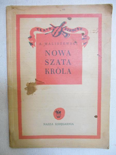 Maliszewski A. - Nowa szata króla