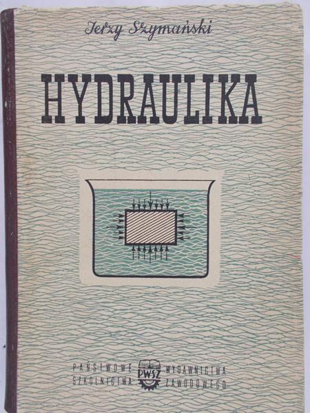 Szymański Jerzy - Hydraulika