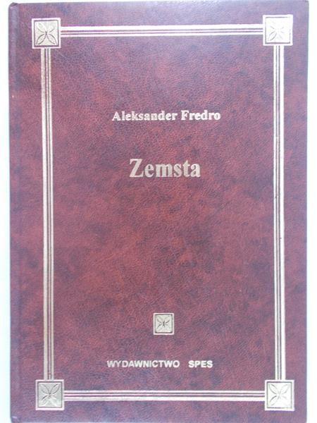 Fredro Aleksander - Zemsta