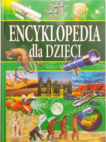 Kędziora Paulina (red.) - Encyklopedia dla dzieci