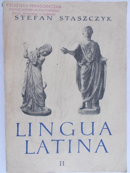 Staszczyk Stefan - Lingua Latina