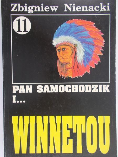 Nienacki Zbigniew - Pan Samochodzik i Winnetou